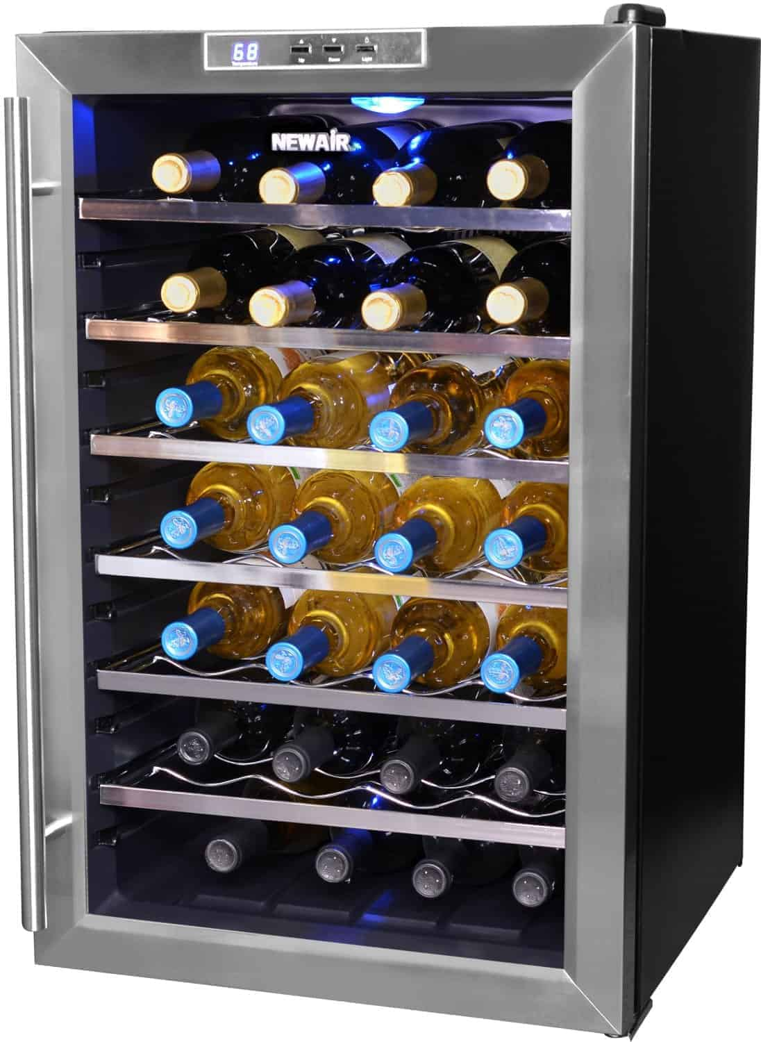 Wine Refrigerator Reviews >> Best Wine Cooler Top Reviews And Picks For 2018