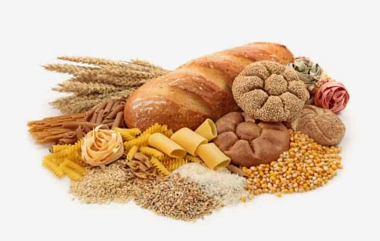 Carbs in Foods