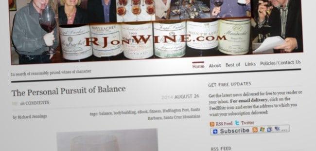 RJ on Wine