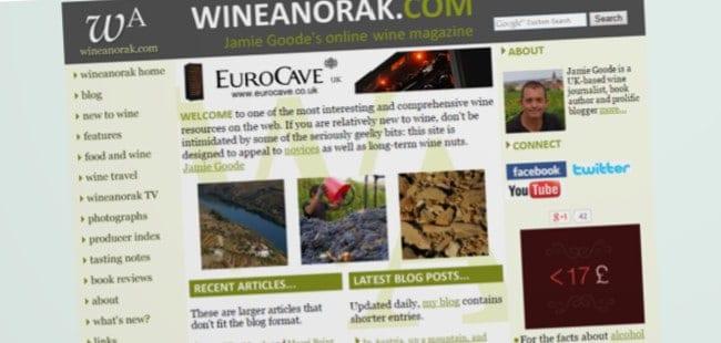 Wine Anorak