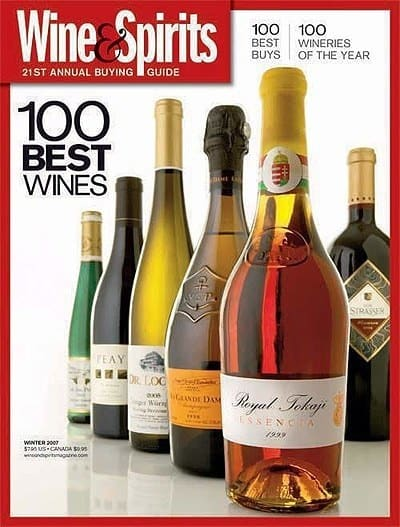 Wine Spirits Magazine