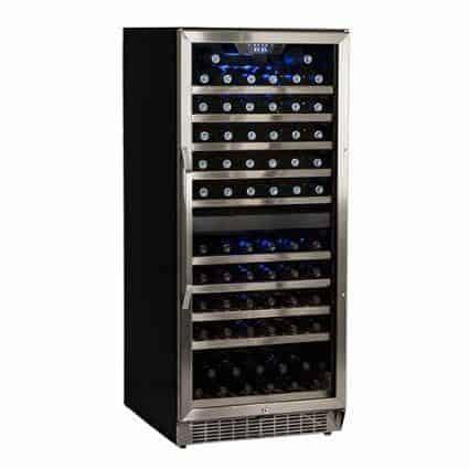 EdgeStar 110 Bottle Wine Cooler