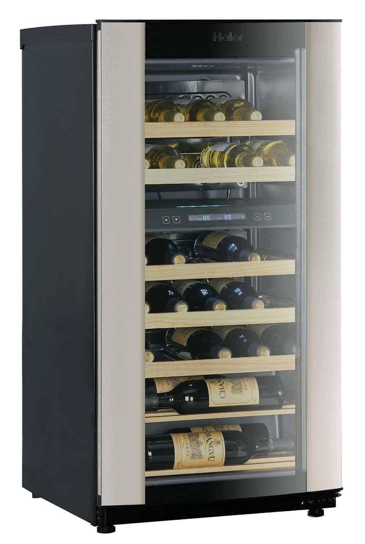 Haier 40 Bottle Wine Fridge