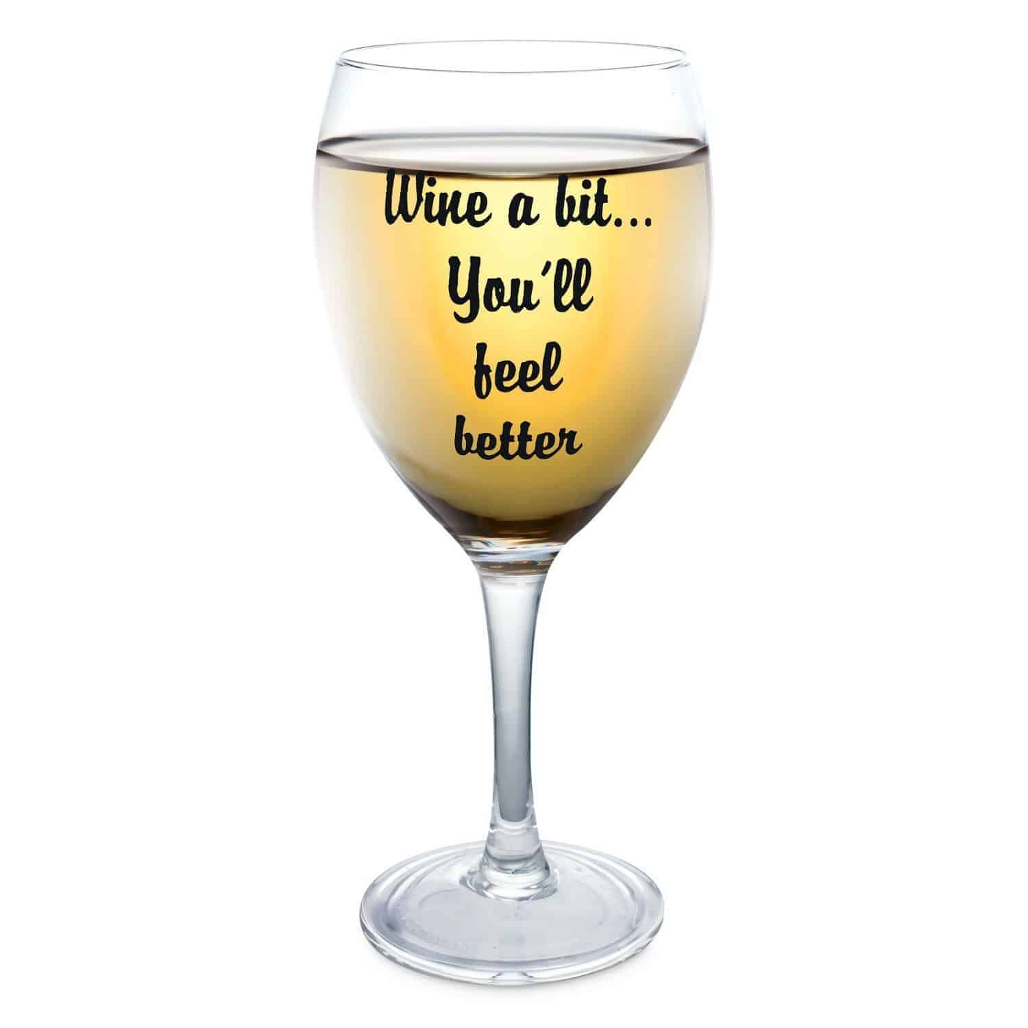 13 Funny Wine Glasses You Have To Get Wine Turtle