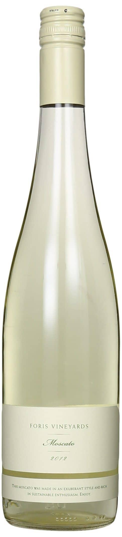2015 Foris Vineyards Moscato Wine