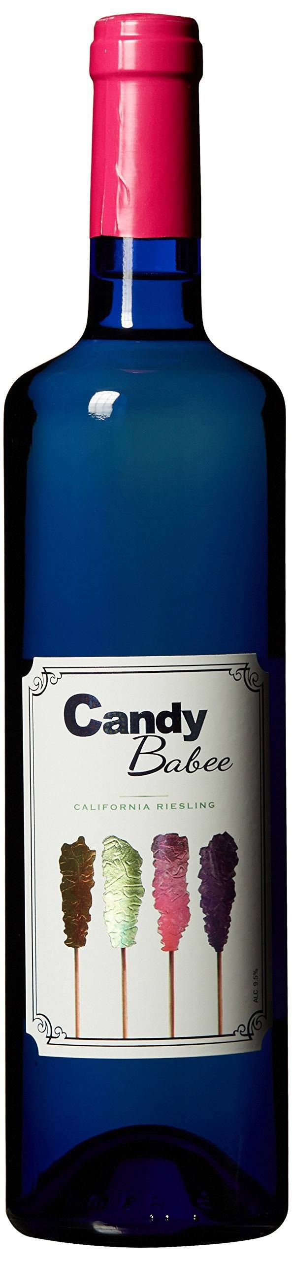 NV Candy Babee California Riesling Wine