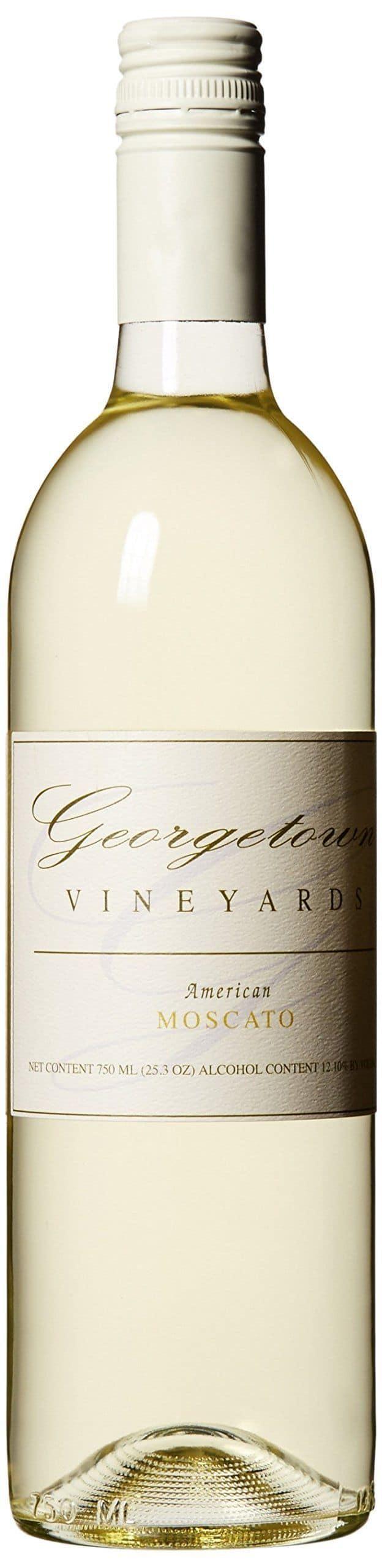 NV Georgetown Vineyards American Moscato Wine
