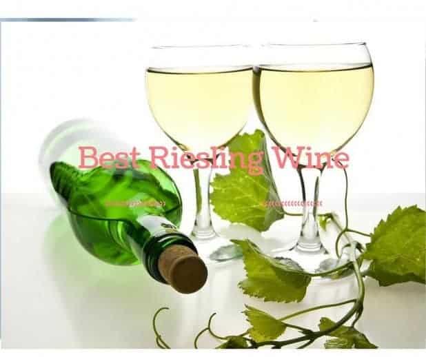 Best Reisling Wine
