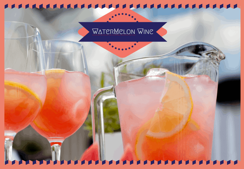 Watermelon wine recipe