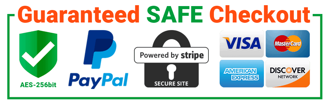 Image result for security checkout badge