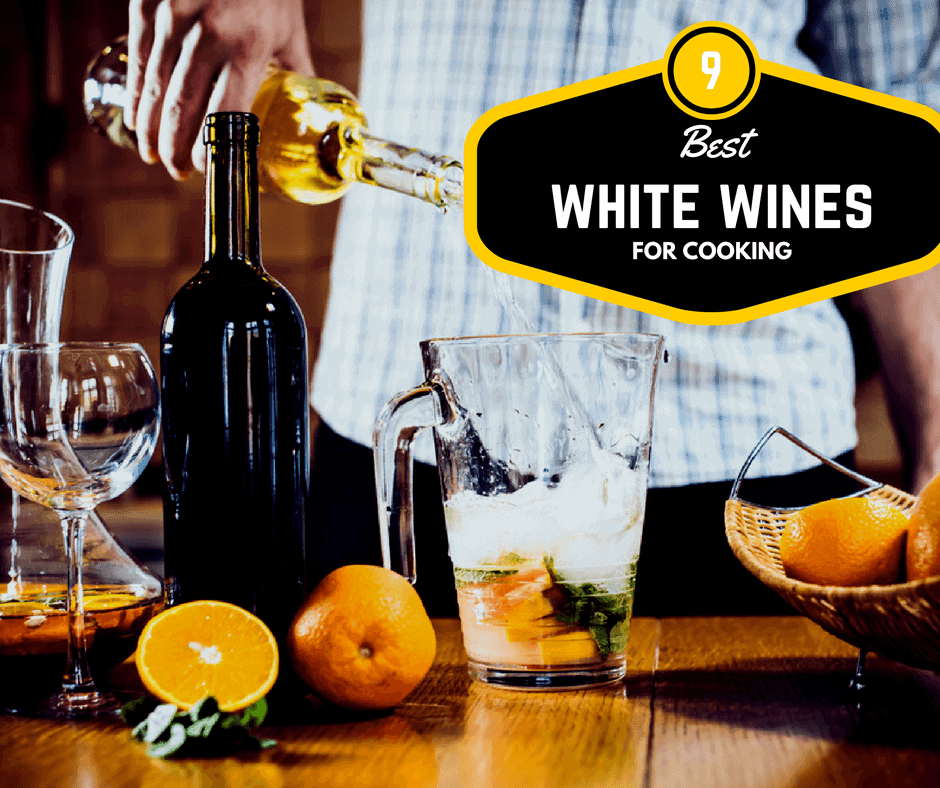 Best White Wines For Cooking