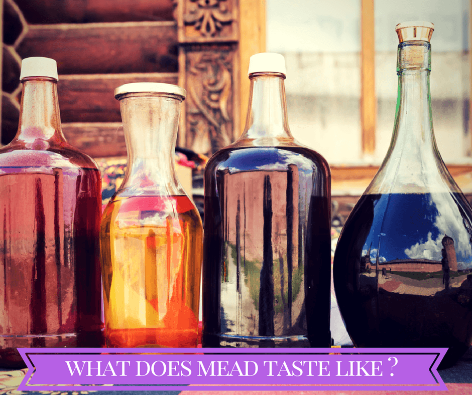 What Does Mead Taste Like ?