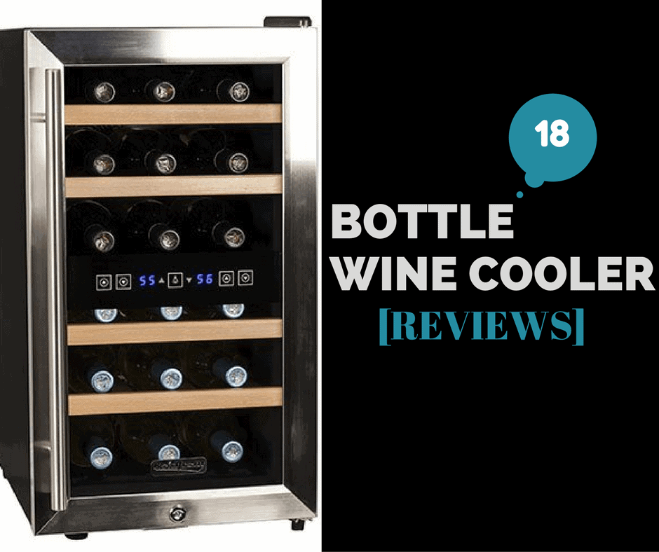 18 Bottle Wine Cooler Reviews Wine Turtle