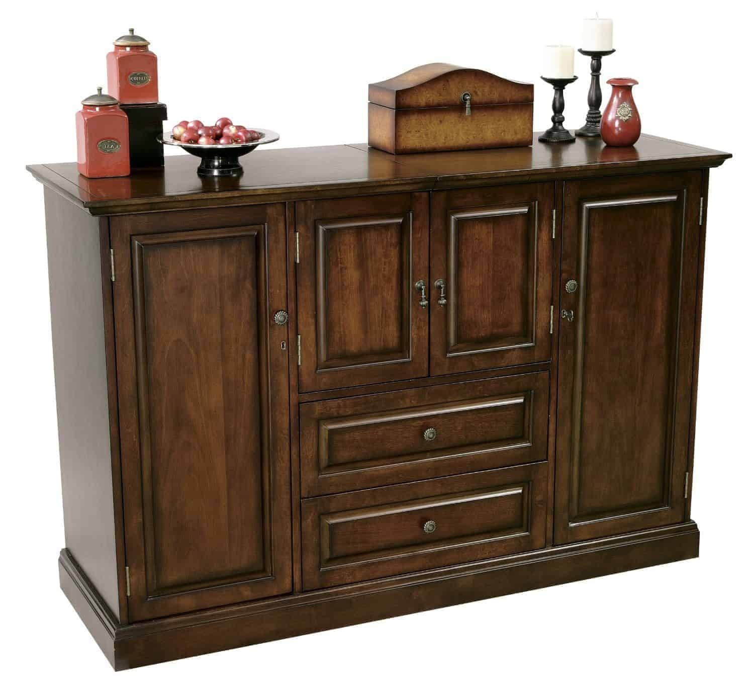 Howard Miller 695-080 Bar Devino Wine & Bar Console