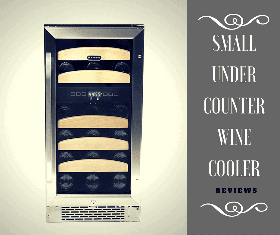 Small Under Counter Wine Cooler [Reviews]