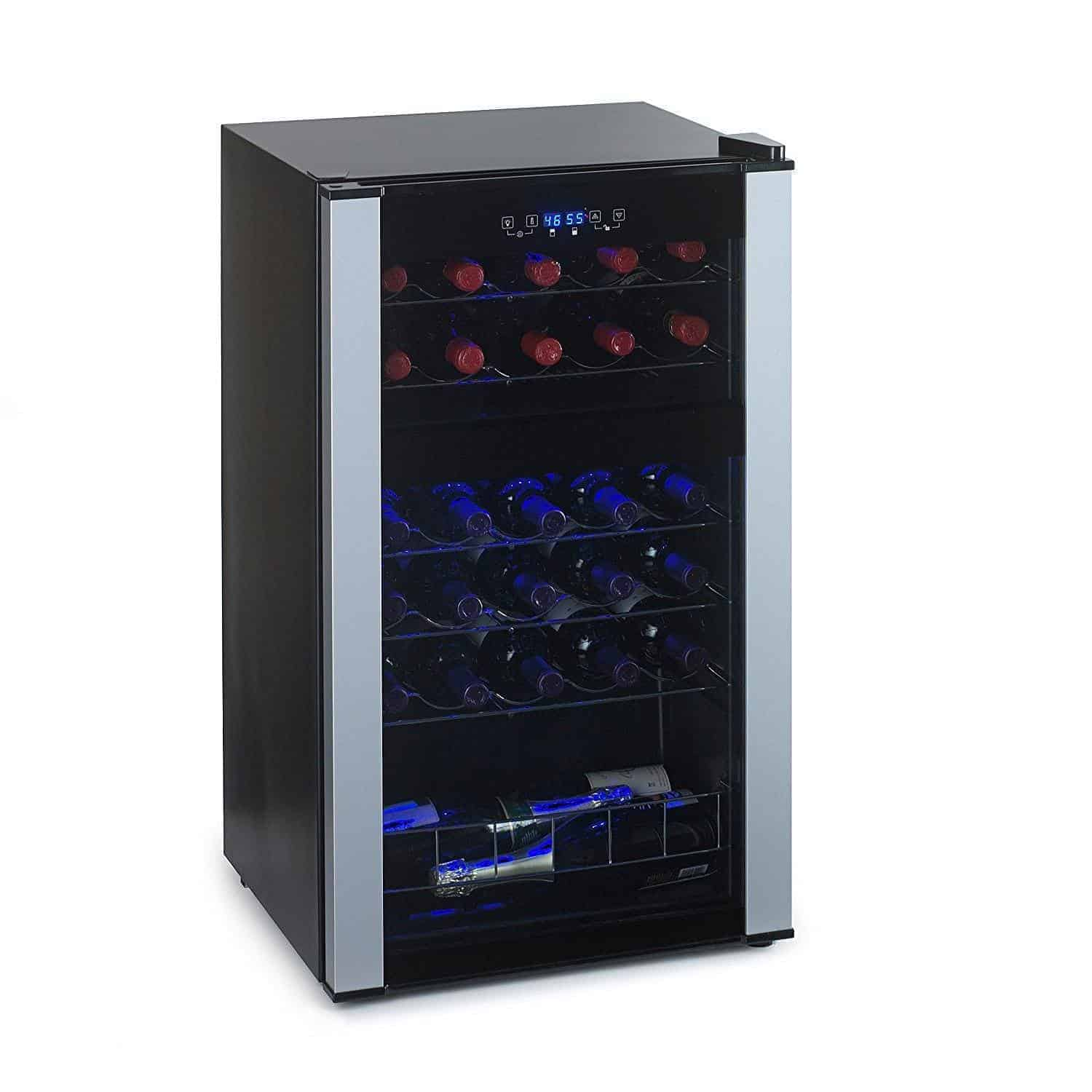 Wine Enthusiast 268 68 30 02 29-Bottle Evolution Series Dual Zone Wine Cooler
