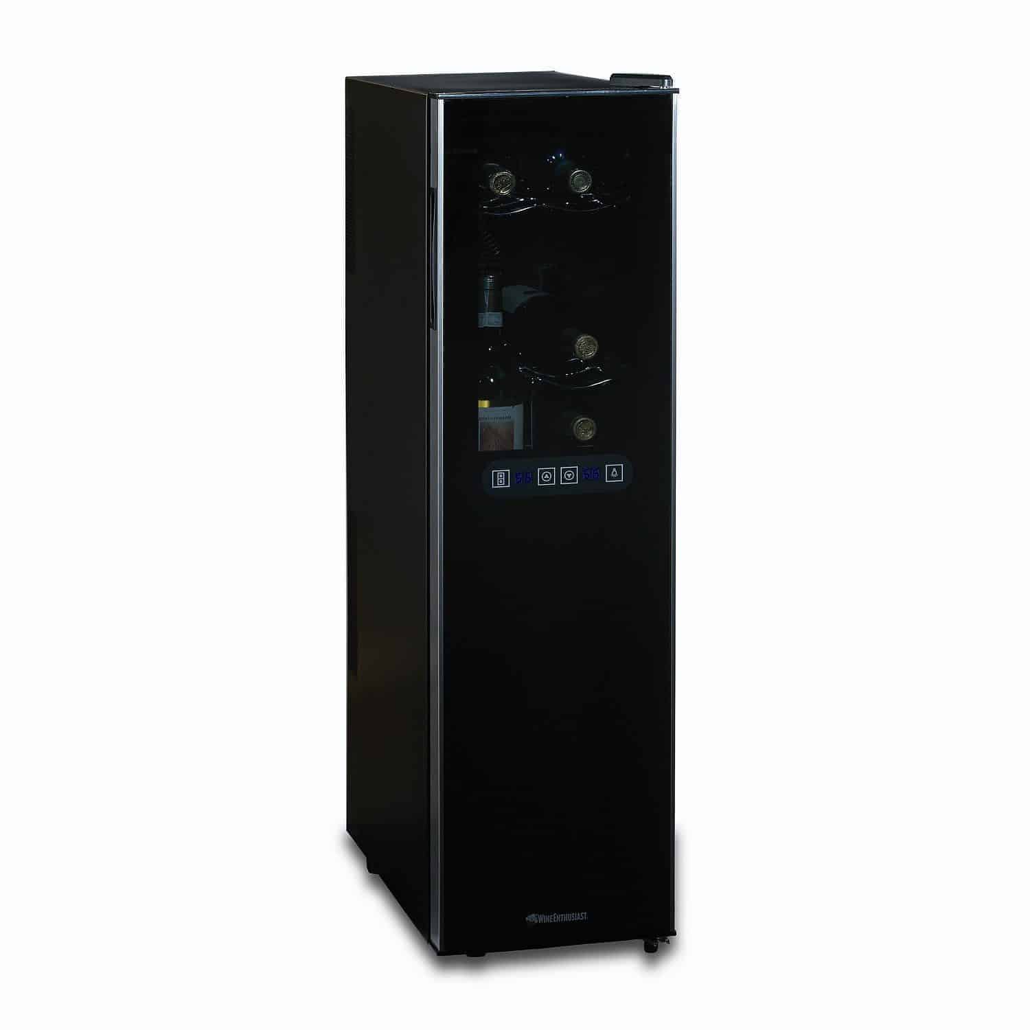 Wine Enthusiast 272 03 18 05 18 Bottle Dual Zone Wine Cooler