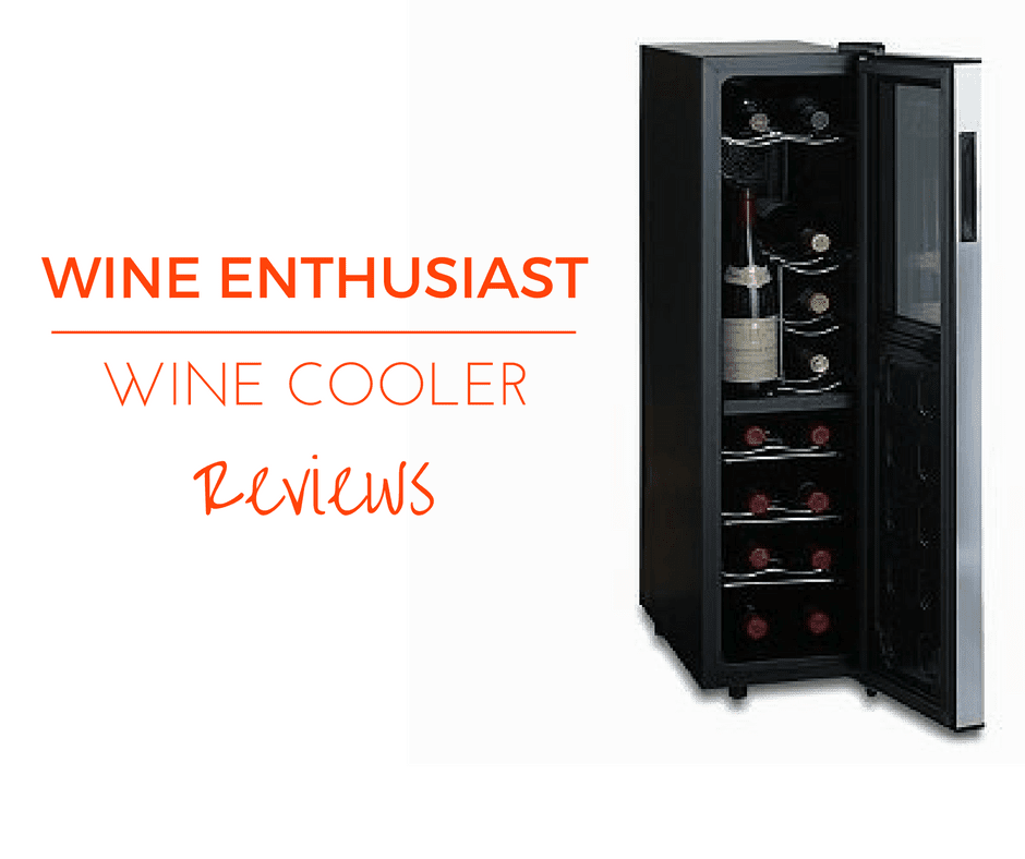 Wine enthusiast wine cooler reviews wine turtle for Best wine fridge brands
