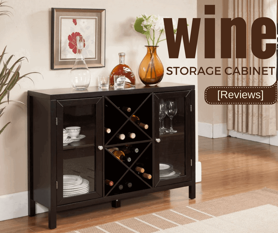 Wine Storage Cabinet [Reviews[]