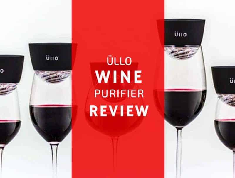 Ullo Wine Purifier Reviews >> An Honest Review of the Üllo Wine Purifier - Wine Turtle