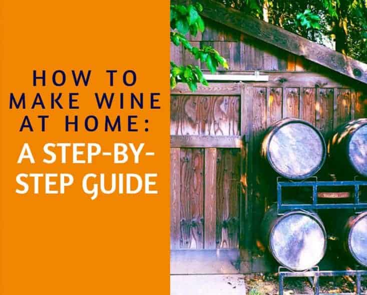 How to make wine at home a step by step guide wine turtle for How to build a house step by step instructions