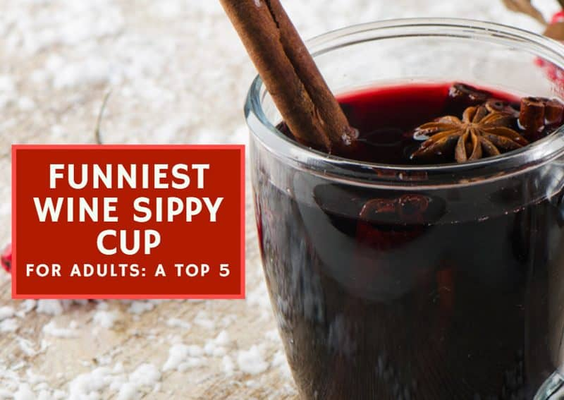 Funniest Wine Sippy Cup For Adults: A Top 5