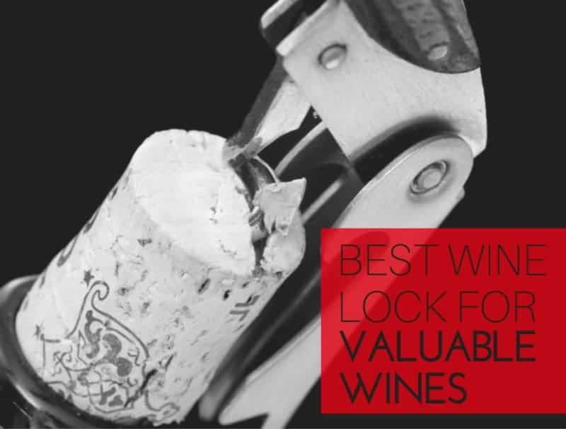 Best Wine Lock For Valuable Wines