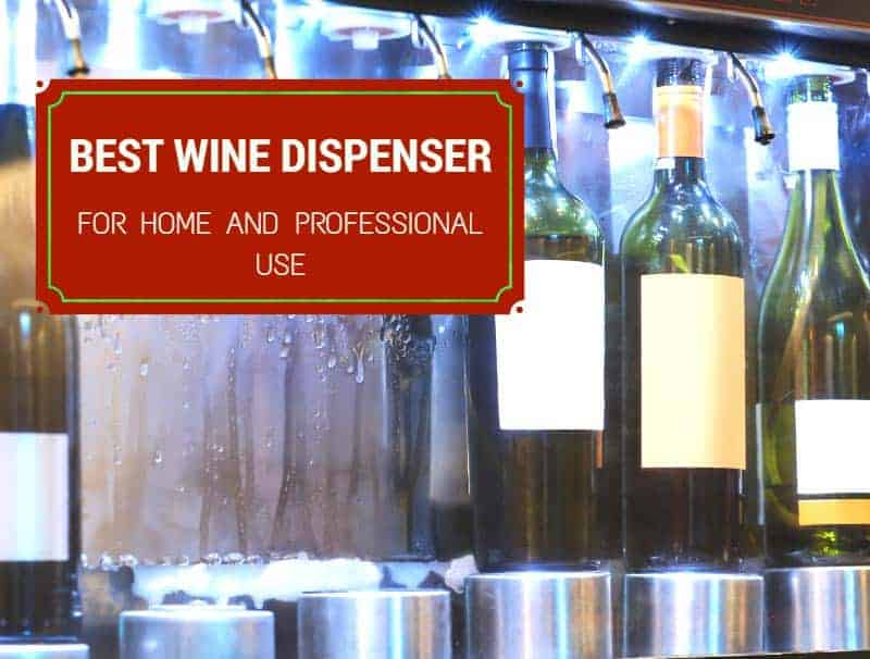 Best Wine Dispenser For Home And Professional Use