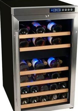 edgestar wine cooler