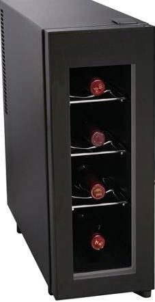 New plus - 4-Bottle Wine Cooler