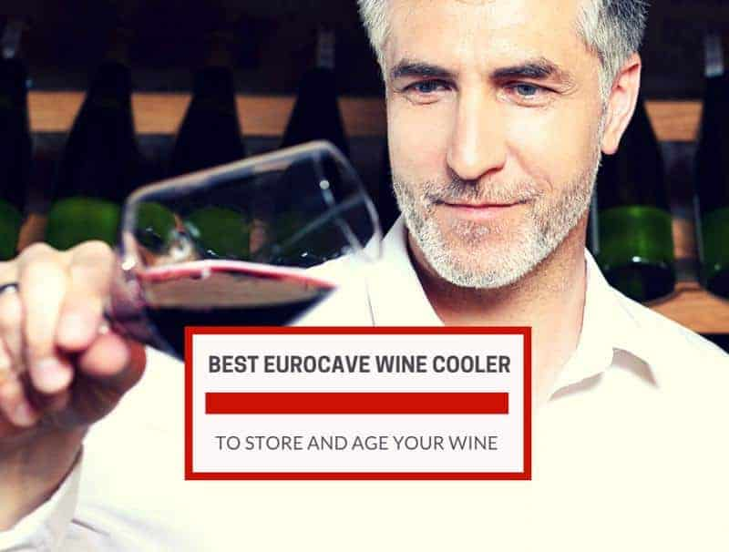 Best EuroCave Wine Cooler To Store And Age Your Bottles