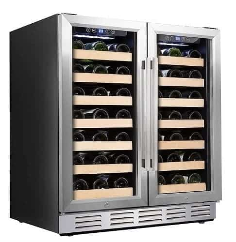 Kalamera 66-Bottle Wine Cooler