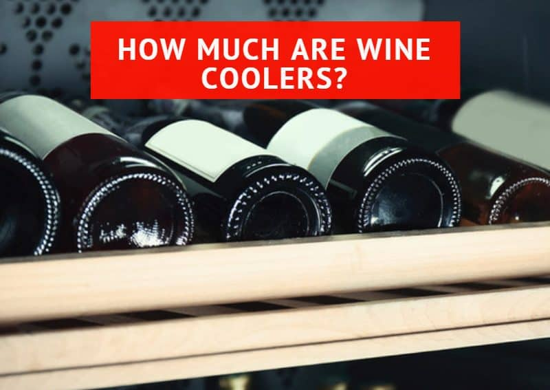 How Much Are Wine Coolers?