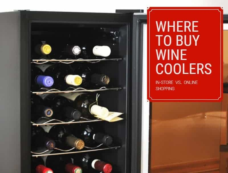 Where To Buy Wine Coolers? In-Store Vs. Online Shopping