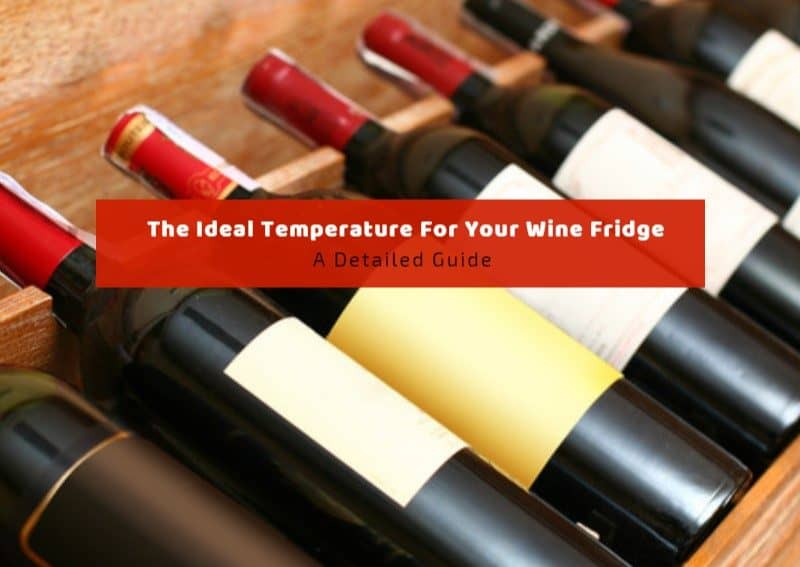 The Ideal Temperature for your Wine Fridge: A Detailed Guide