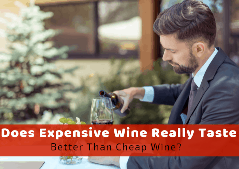 Does Expensive Wine Really Taste Better Than Cheap Wine?