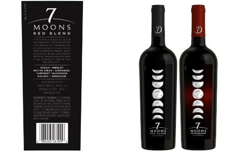 7 moons red Blend main image
