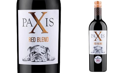 Paxis red blend review