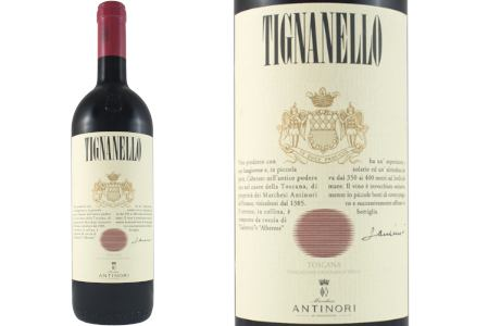 Tignanello wine