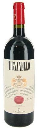 Tignanello wines