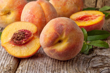 peaches for wine making