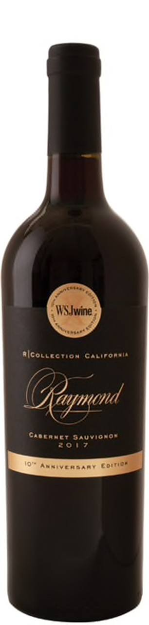 Cabernet Sauvignon 10th Anniversary Edition by Raymond 2017
