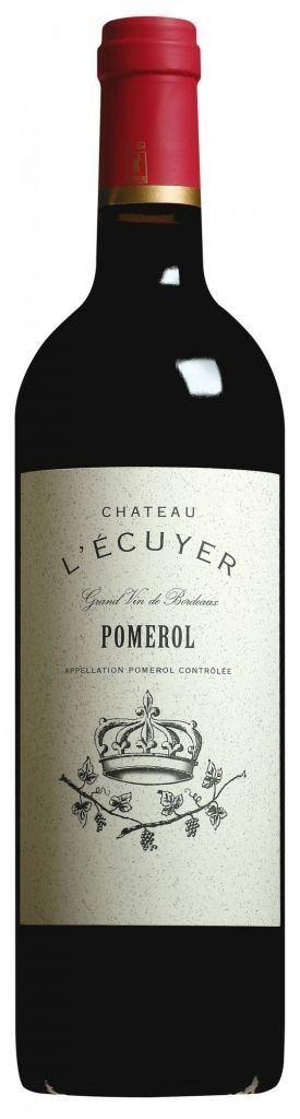 Château Lécuyer 2016 Pomerol wine