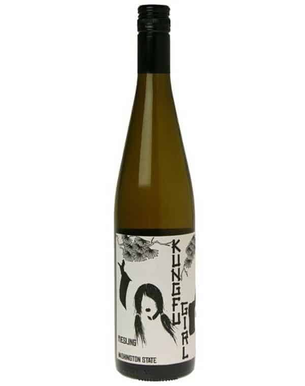 Charles Smith Kung Fu Girl Riesling 2015 wine