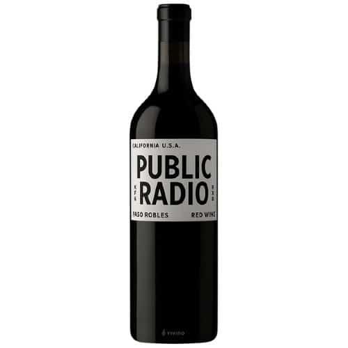 Grounded Wine Co. Public Radio Red Wine