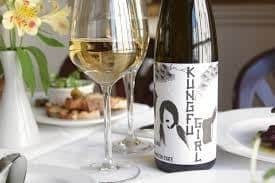 Kung Fu Girl Riesling wine