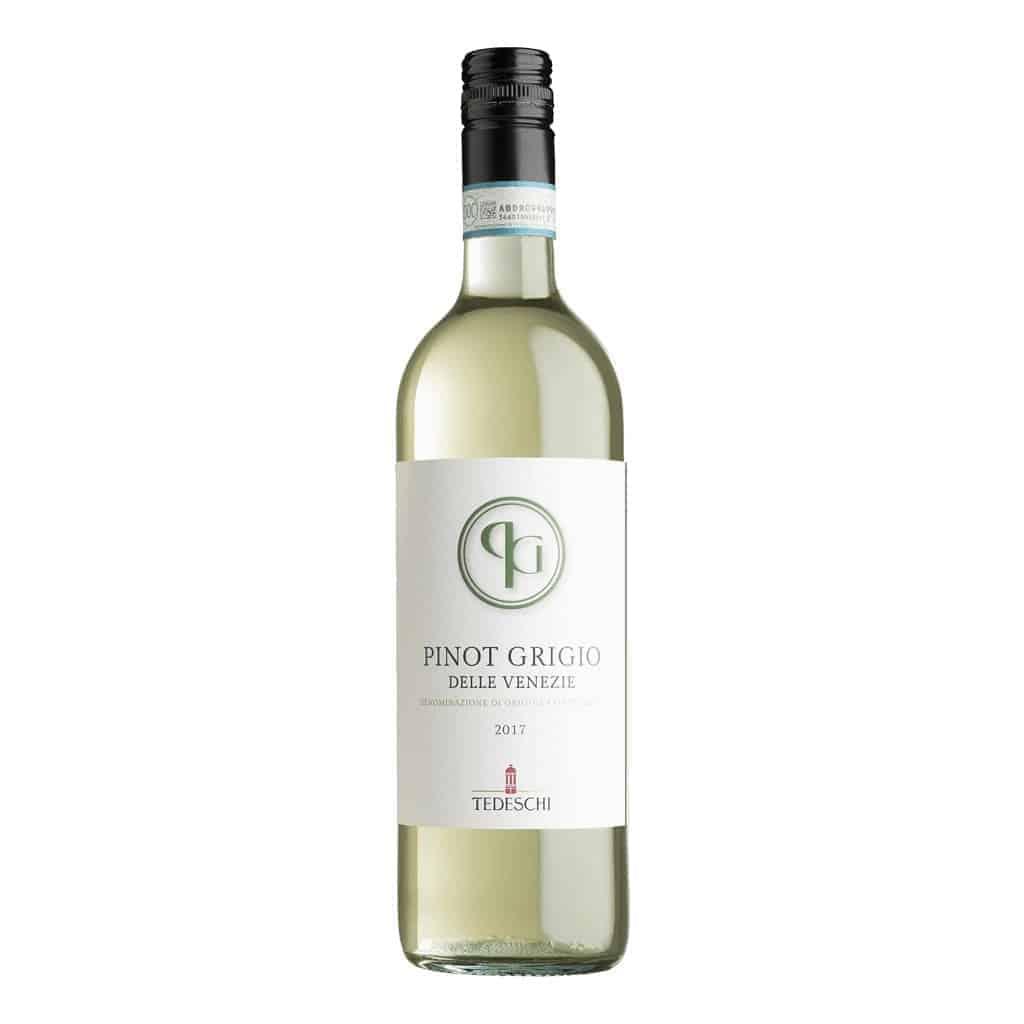 Pinot Grigio wine