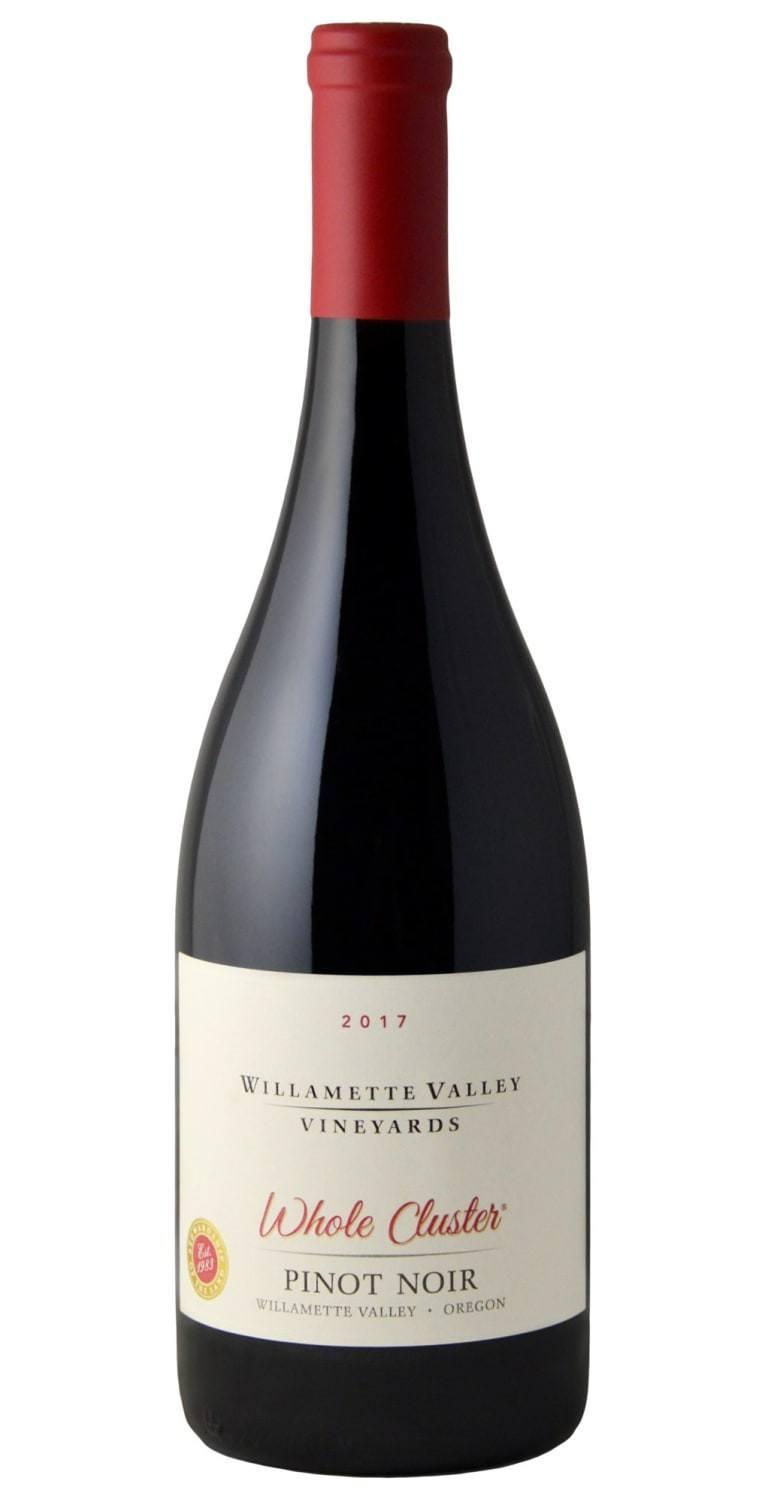 Willamette Valley Pinot Noir 2017 wine